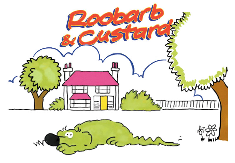 Roobarb And Custard Official S Downloads And Fun Things To Do